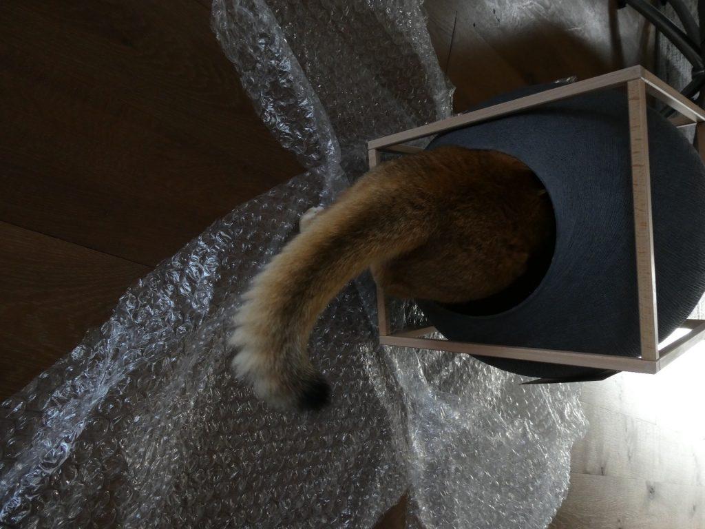meyou cube giveaway kattenbed kattenchillplek kattenmand